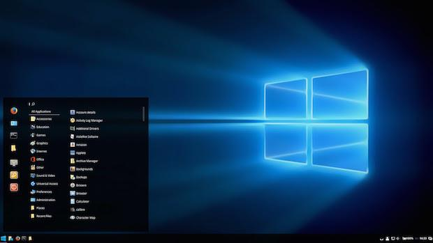 Instalando o tema Windows 10 no Ubuntu