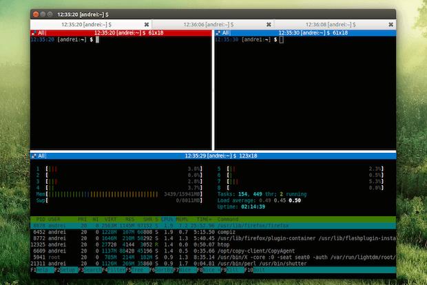 Como instalar o emulador de terminal Terminator no Ubuntu