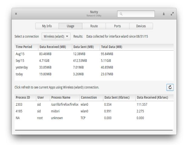 Como instalar o utilitário de rede Nutty no elementary OS