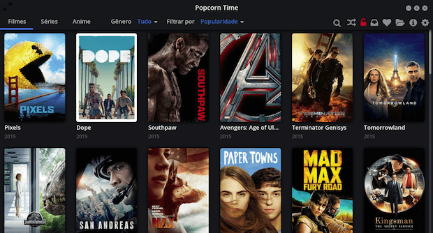 Como instalar o Popcorn Time no Ubuntu, Debian e derivados