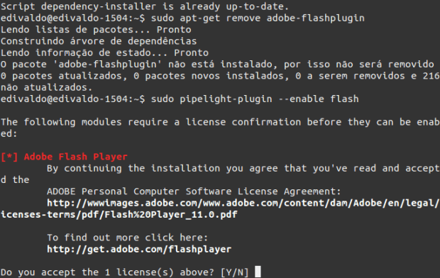 Instale o Pipelight e tenha os plugins do Windows no Linux