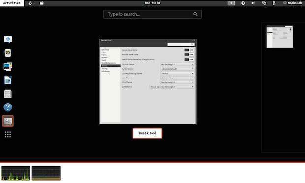 Instalando o tema BorderLine no Ubuntu