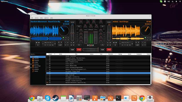 Como instalar a ferramenta para DJ Mixxx no Ubuntu
