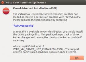 /sbin/vboxconfig não está funcionando? Veja como resolver