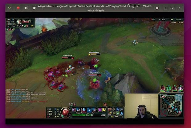 Como instalar o Gnome Twitch no Linux via Snap