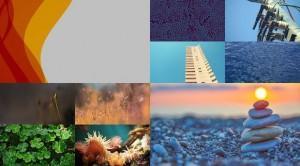 papéis de parede padrão do Ubuntu 15.10