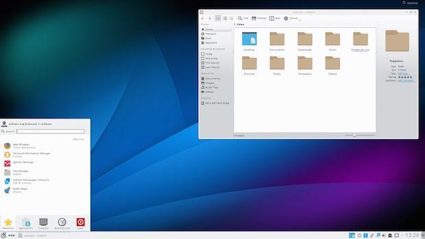 Instalando o conjunto de ícones Papirus no Ubuntu