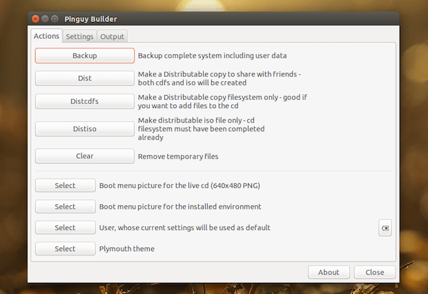Instale o PinguyBuilder e crie uma ISO personalizada do Ubuntu ou Linux Mint