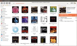 Como instalar o reprodutor de áudio YaRock no Ubuntu
