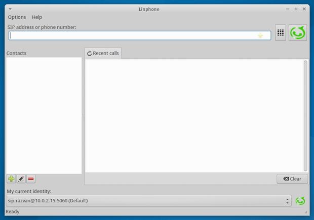 Como instalar o cliente VoIP Linphone no Ubuntu