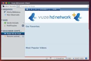 Como instalar o cliente BitTorrent Vuze no Linux manualmente