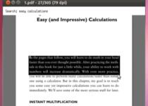Como instalar o levíssimo visualizador de PDF MuPDF