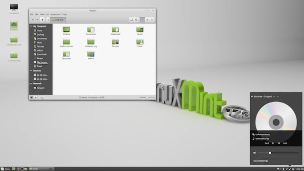 Lançado oficialmente o Linux Mint 17.3 Rosa