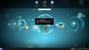 Chakra GNU/Linux OS plasma 5.5.1