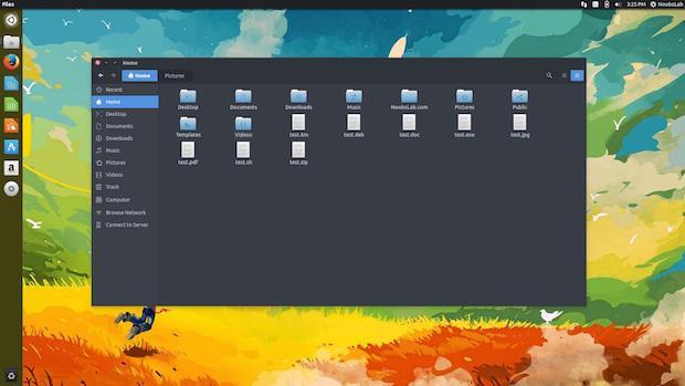 Instalando o conjunto de ícones MyElementary no Ubuntu