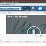 Como instalar o cliente torrent FrostWire no Ubuntu, Debian, Fedora e derivados
