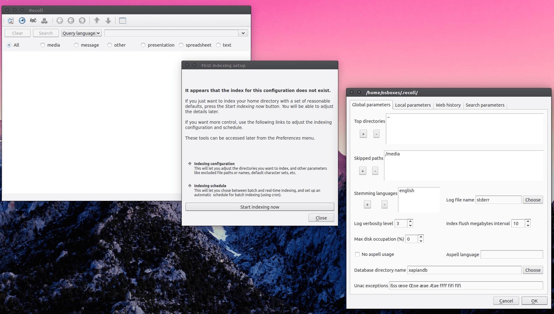 Localizar texto dentro de arquivos no Linux? Instale Recoll