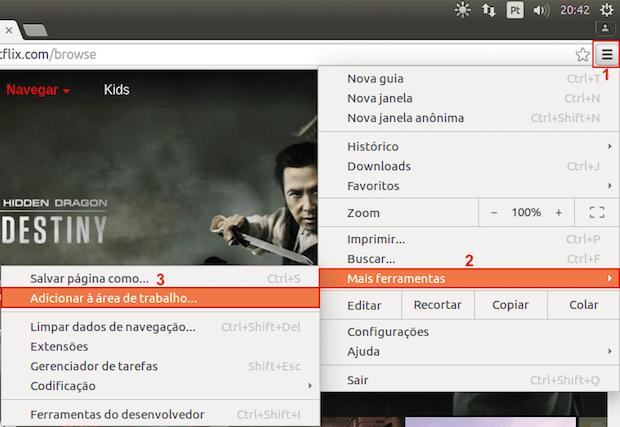 Como acessar o Netflix no Linux sem complicações ou como um app