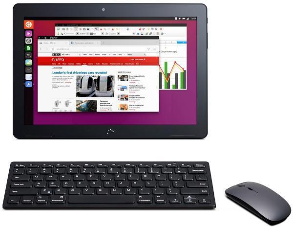 BQ Aquaris M10 Tablet - a convergência do Ubuntu finalmente chegou