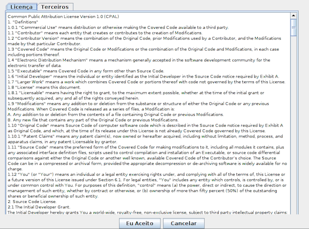 Como instalar o ProjectLibre no Linux Ubuntu, Debian, Fedora e derivados