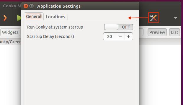 Como instalar o Conky Manager no Ubuntu