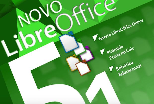 Lançada LibreOffice Magazine 21 – baixe agora!