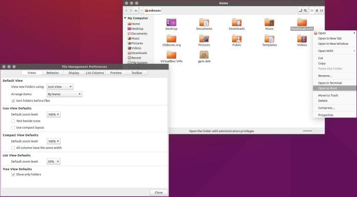 Instale o gerenciador de arquivos Nemo no Ubuntu e derivados