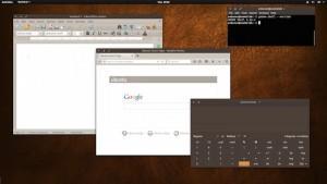 Instalando o tema e ícones Humanitary no Ubuntu