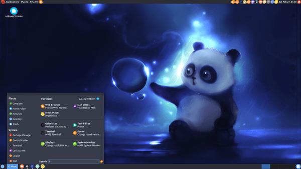 Como instalar a versão mais recente do ambiente MATE no Ubuntu