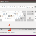 Como configurar o layout do teclado no Ubuntu Linux