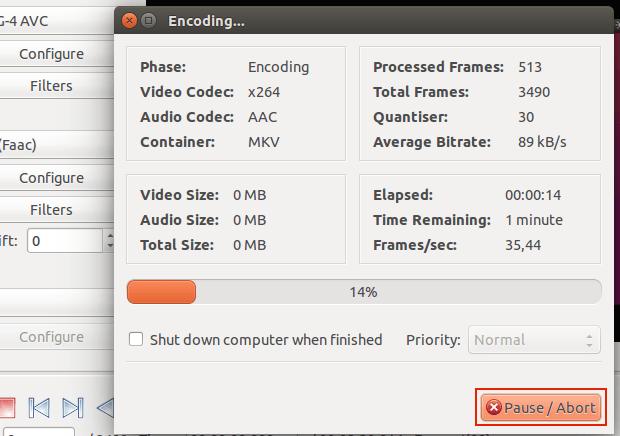 Cara mengonversi video dengan Avidemux tanpa komplikasi