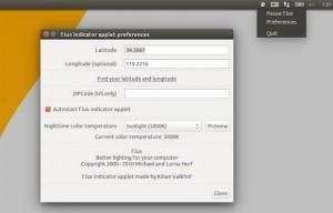Como instalar f.lux no Ubuntu para cuidar dos olhos