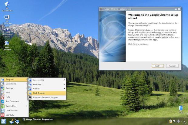 Q4OS 1.4.7 já está disponível para download