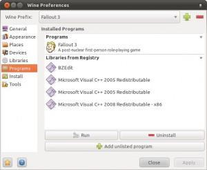 Vineyard, a maneira fácil de configurar Wine no Ubuntu