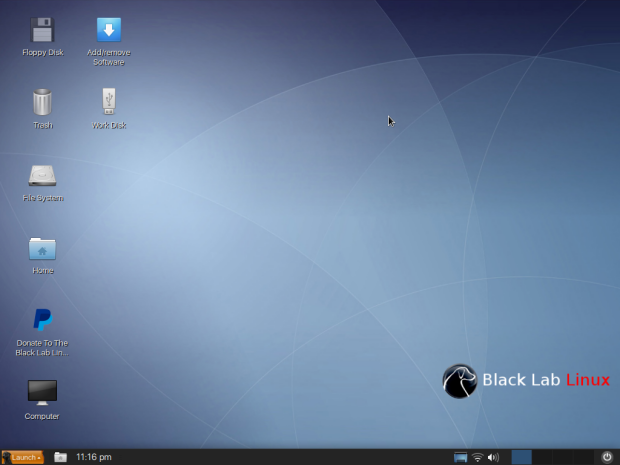 Meet Black Lab Linux - a distro focused on stability and ease