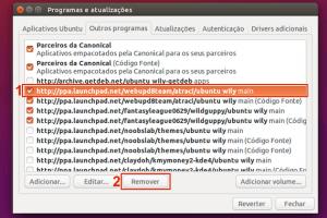 Como remover repositórios no Ubuntu sem complicação