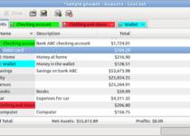 Como instalar o gerenciador financeiro GnuCash no Ubuntu, Linux Mint e derivados