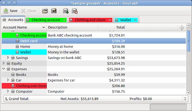 Como instalar o gerenciador financeiro GnuCash no Ubuntu