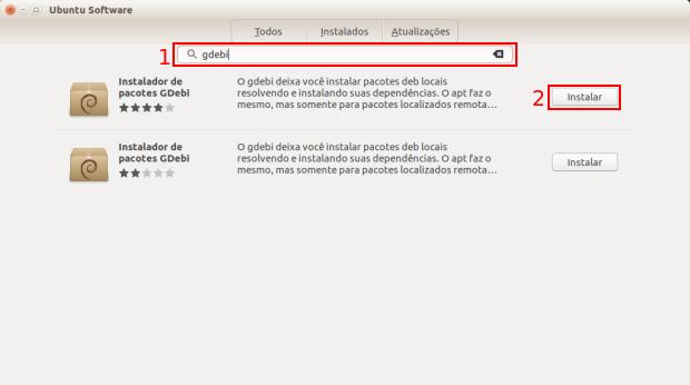 gdebi 1 - Não consegue instalar pacotes baixados? Veja como resolver no Ubuntu 16.04