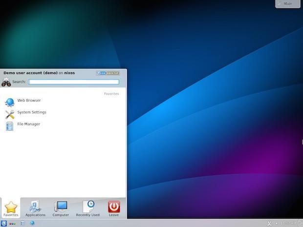NixOS 16.03 já está disponível para download