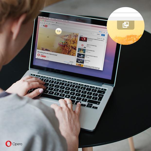 Novo Opera beta suporta exibição de vídeo em janela flutuante