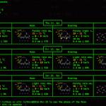 Como verificar a previsão do tempo usando apenas um terminal e o cURL