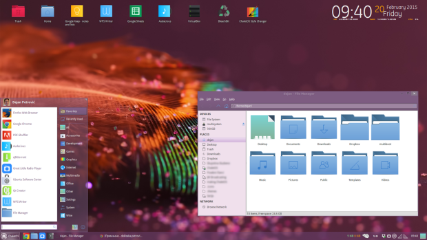 ChaletOS 16.04 já está disponível para download
