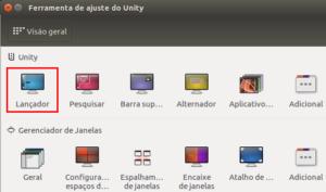 Como instalar o Unity Tweak Tool no Ubuntu
