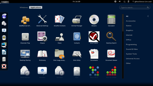 gNewSense 4 já está disponível para download
