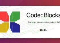 Como instalar a IDE CodeBlocks no Ubuntu e derivados
