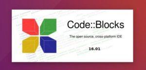 Como instalar a IDE CodeBlocks no Ubuntu