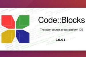 Como instalar a IDE Code::Blocks no Ubuntu