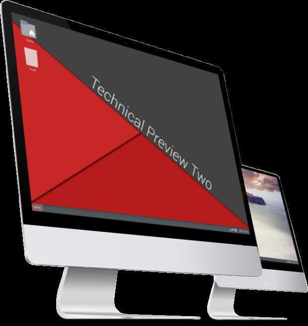 VeltOS Technical Preview Two já está disponível para download