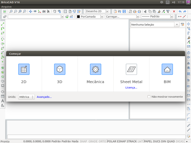 BricsCAD no Linux - Conheça e instale essa alternativa ao AutoCAD